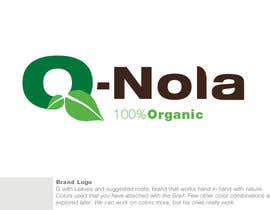 #21 para Create Label for Q-Nola por tomazperkovic