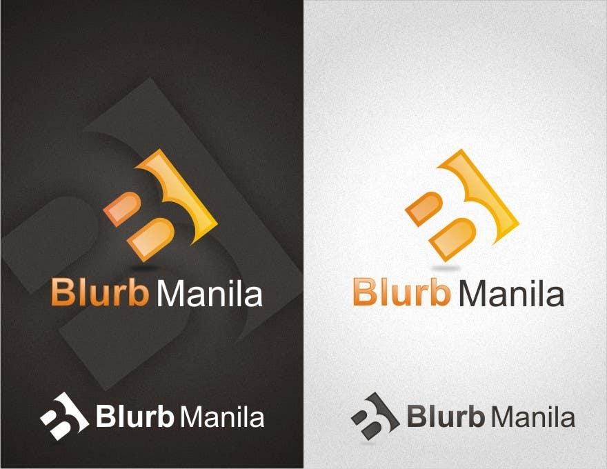 Proposition n°203 du concours Logo Design for BlurbManila.com