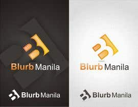 nº 203 pour Logo Design for BlurbManila.com par madcganteng