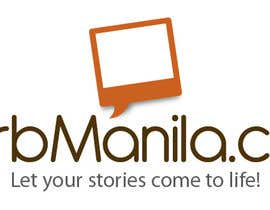 #156 for Logo Design for BlurbManila.com by subdurmiente