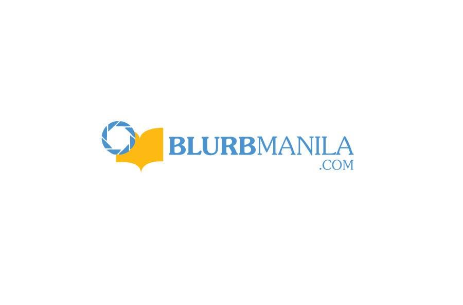 Proposition n°196 du concours Logo Design for BlurbManila.com