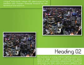 #2 untuk Design a Brochure for IEQ Australia oleh blackd51th