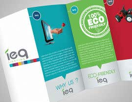 #9 for Design a Brochure for IEQ Australia by mikhailduong
