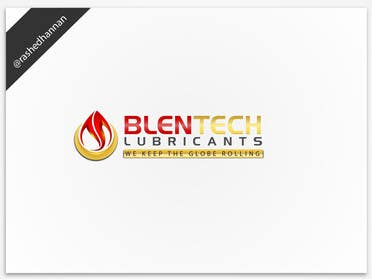 #127 for Graphic Designer Needed to Design a Company Logo for Lubricant Industry by rashedhannan