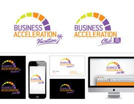 nº 129 pour Design a Logo for Business Acceleration Vacation / Business Acceleration Club par jethtorres