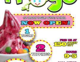#5 for MrFroyo flyer design af danikdesign