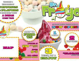 #9 for MrFroyo flyer design af danikdesign