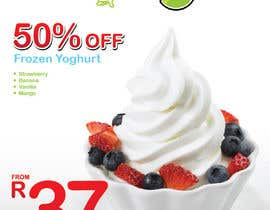 #2 for MrFroyo flyer design af yuvilenn