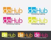 Graphic Design Contest Entry #161 for Logo Design for dehub - International design company