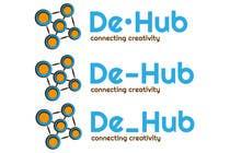 Graphic Design Kilpailutyö #106 kilpailuun Logo Design for dehub - International design company