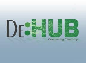 Kilpailutyö #384 kilpailussa Logo Design for dehub - International design company