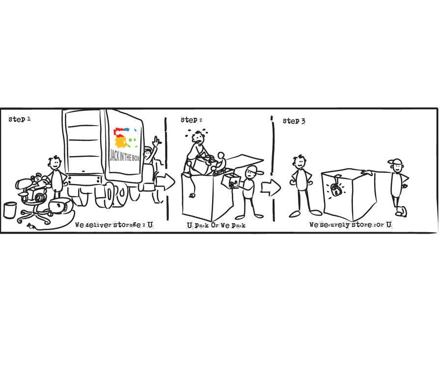 Kilpailutyö #                                        16                                      kilpailussa                                         Illustrate 1 2 3 step storage process