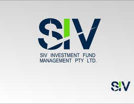 jstraumens tarafından Design a Logo for SIV Investment Fund Management Pty Ltd. URGENT için no 105