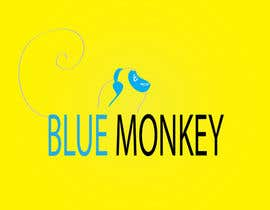nº 9 pour Design a T-Shirt for Blue Monkey Clothing par utrejak