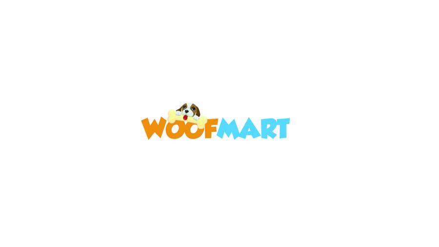 #41 for Logo design for Woof Mart by vw7964356vw
