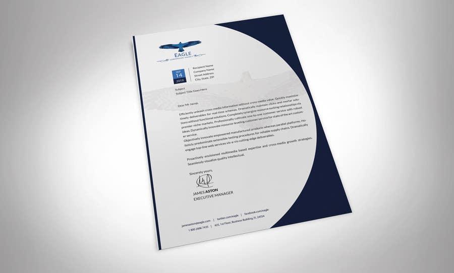 #65 for Design my Company Letterhead by rimskik