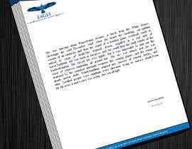 #57 for Design my Company Letterhead af sreesiddhartha