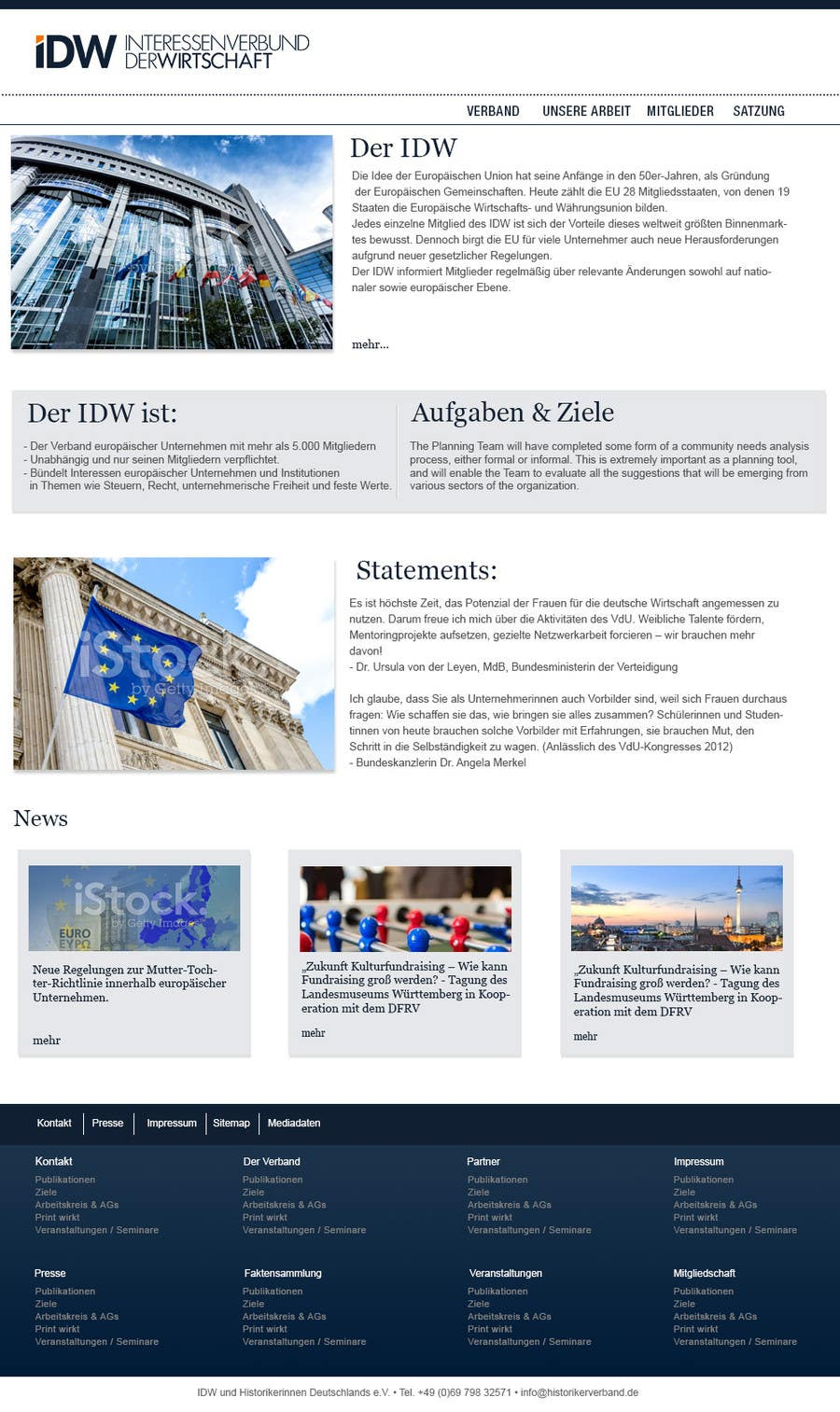 Entry #18 by Darkknlght for TOP PROJECT: design a website (just main ...
