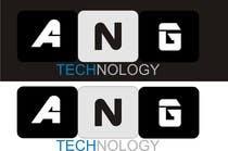 Graphic Design Kilpailutyö #89 kilpailuun Design a Logo for ANG Technology
