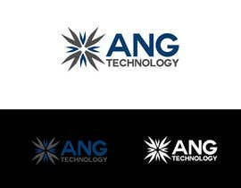 #109 para Design a Logo for ANG Technology por sooclghale