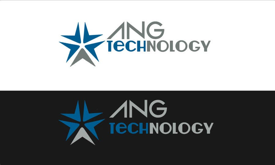 #33 for Design a Logo for ANG Technology by alviant
