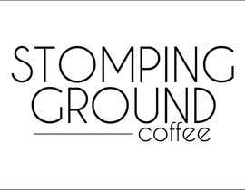 #154 para Design a Logo for 'Stomping Ground' Coffee por moro2707