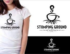 #91 para Design a Logo for 'Stomping Ground' Coffee por arteq04