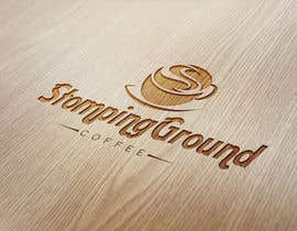 #133 para Design a Logo for 'Stomping Ground' Coffee por orbit360designs