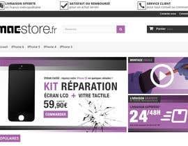 nº 11 pour J'ai besoin d'une conception graphique pour des visuels de e-commerce par MathieuBertin