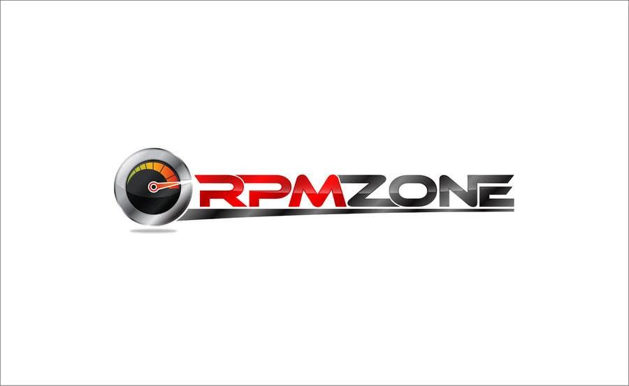 Penyertaan Peraduan #73 untuk Design a Logo for RPMZONE
