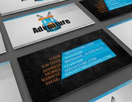 #5 para Design some Business Cards for AdventureBite.com por rathar