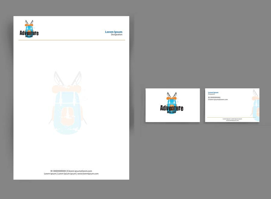 #16 for Design some Business Cards for AdventureBite.com by princevtla
