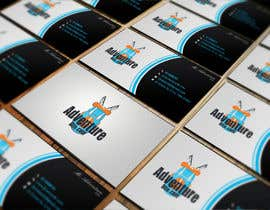#22 para Design some Business Cards for AdventureBite.com por Artimization