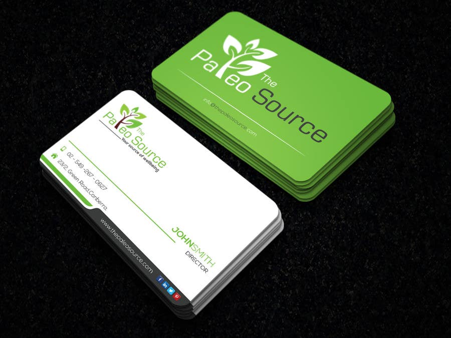 Comfortable Food Business Cards Pictures Inspiration - Business Card ...