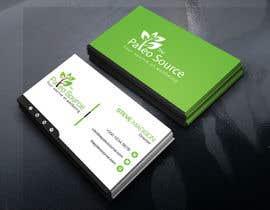 #107 untuk Online Health Food Store Business Card oleh mamunqf