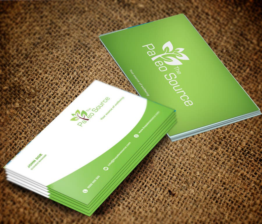 Entry #31 by cdinesh008 for Online Health Food Store Business Card ...