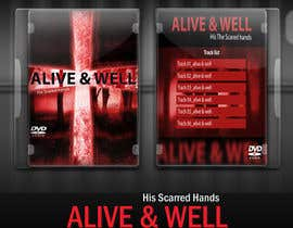 #8 para Create Artwork for CD Album Front & Back Cover for A Christian Band por viveksingh29