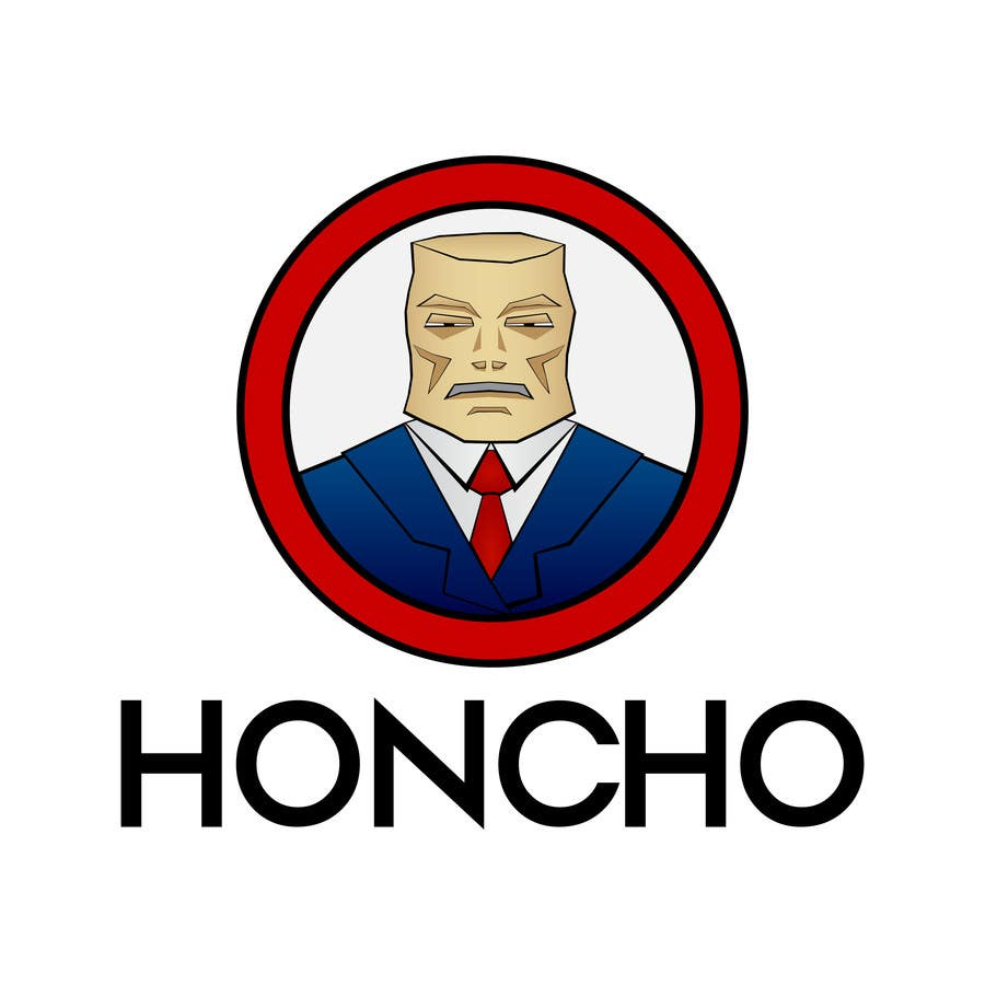 #48 for Design a 2D/3D Illustration/Cartoon/Mascot for Honcho by vladimirsozolins