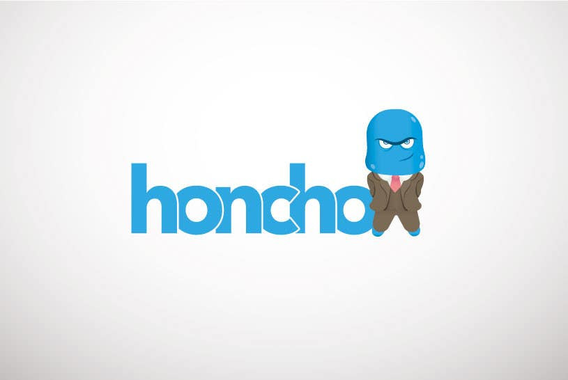#25 for Design a 2D/3D Illustration/Cartoon/Mascot for Honcho by kdneel