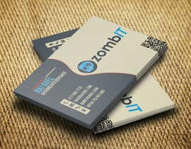 #3 untuk Business Cards for zombit.mx oleh developingtech
