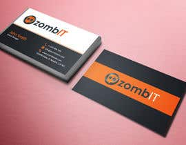 nº 6 pour Business Cards for zombit.mx par developingtech