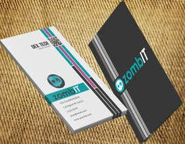 nº 10 pour Business Cards for zombit.mx par developingtech