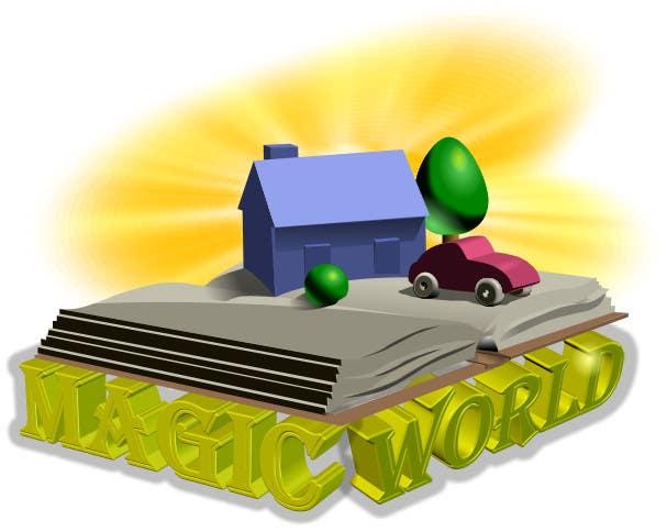 Penyertaan Peraduan #20 untuk Design a Logo for MagicWorld.co.uk