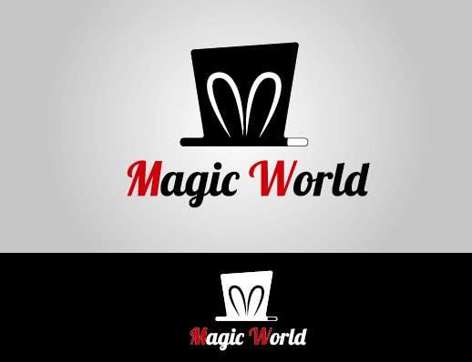 Penyertaan Peraduan #11 untuk Design a Logo for MagicWorld.co.uk