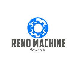 #24 para Design a Logo for Reno Machine Works por petapaw