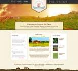 Contest Entry #27 for Design a Website Mockup for IslandFarming.com & Logo