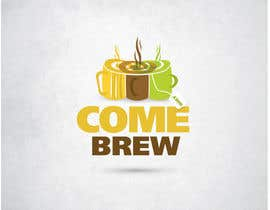 #33 for ComeBrew Logo Design by wavyline