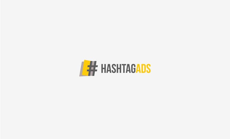Penyertaan Peraduan #73 untuk Design a Logo for Hash Tag Ads