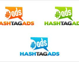 #115 for Design a Logo for Hash Tag Ads af taganherbord