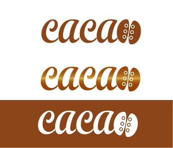 Inscrição nº 211 do Concurso para Design a Logo for Cacao